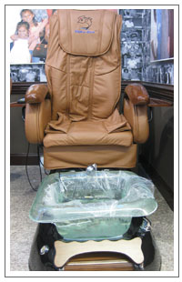 fish-y-cure chair